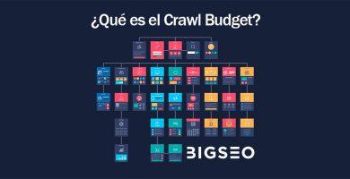 Que es el Crawl Budget